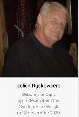 Julien Ryckewaert